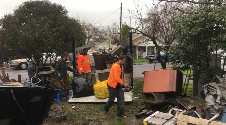 Dumpster Day (1/2)