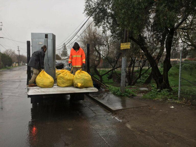 Dumpster Day (2/2)